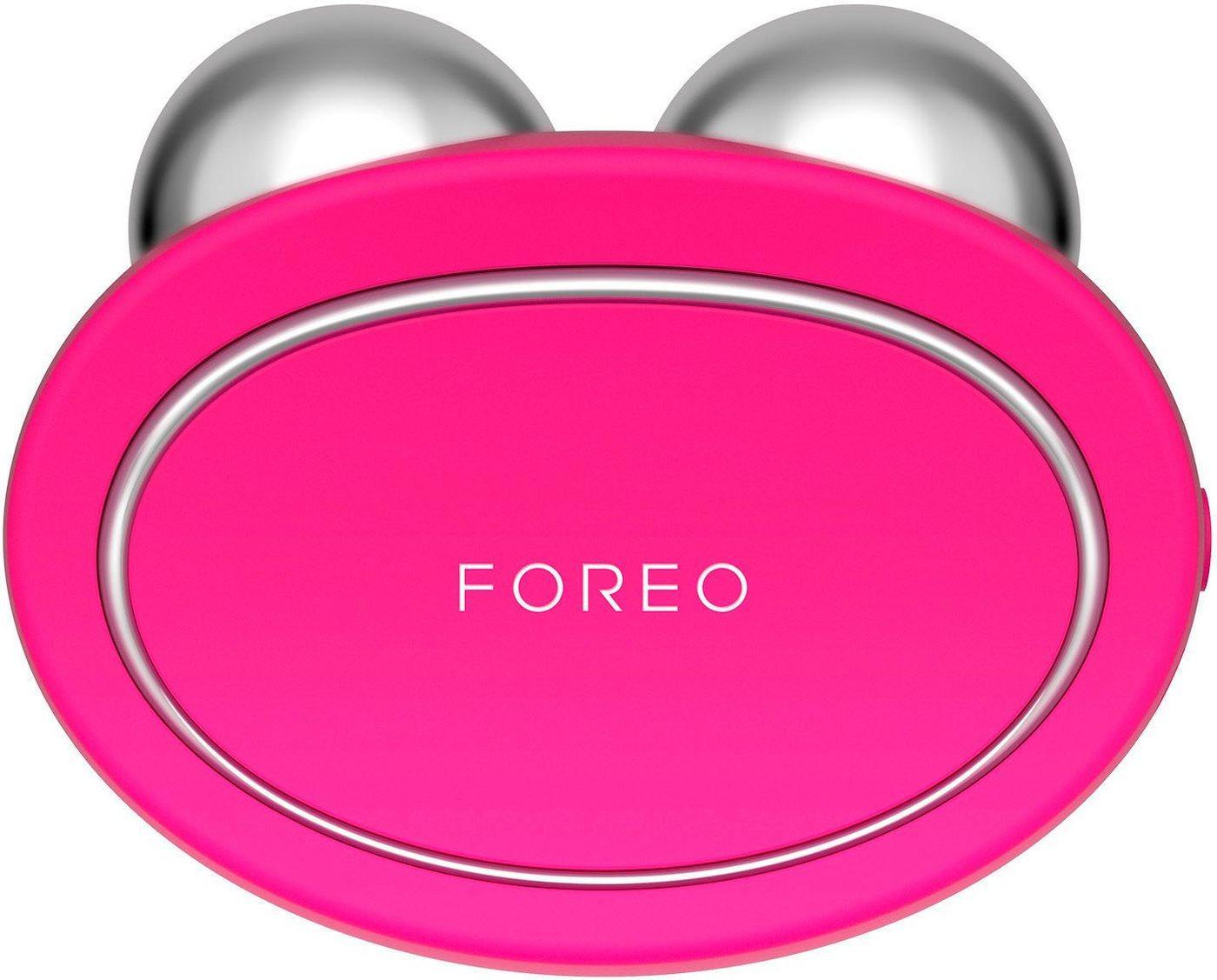 FOREO Anti-Aging-Gerät »BEAR Fuchsia«, Gerät zur Gesichtsstraffung