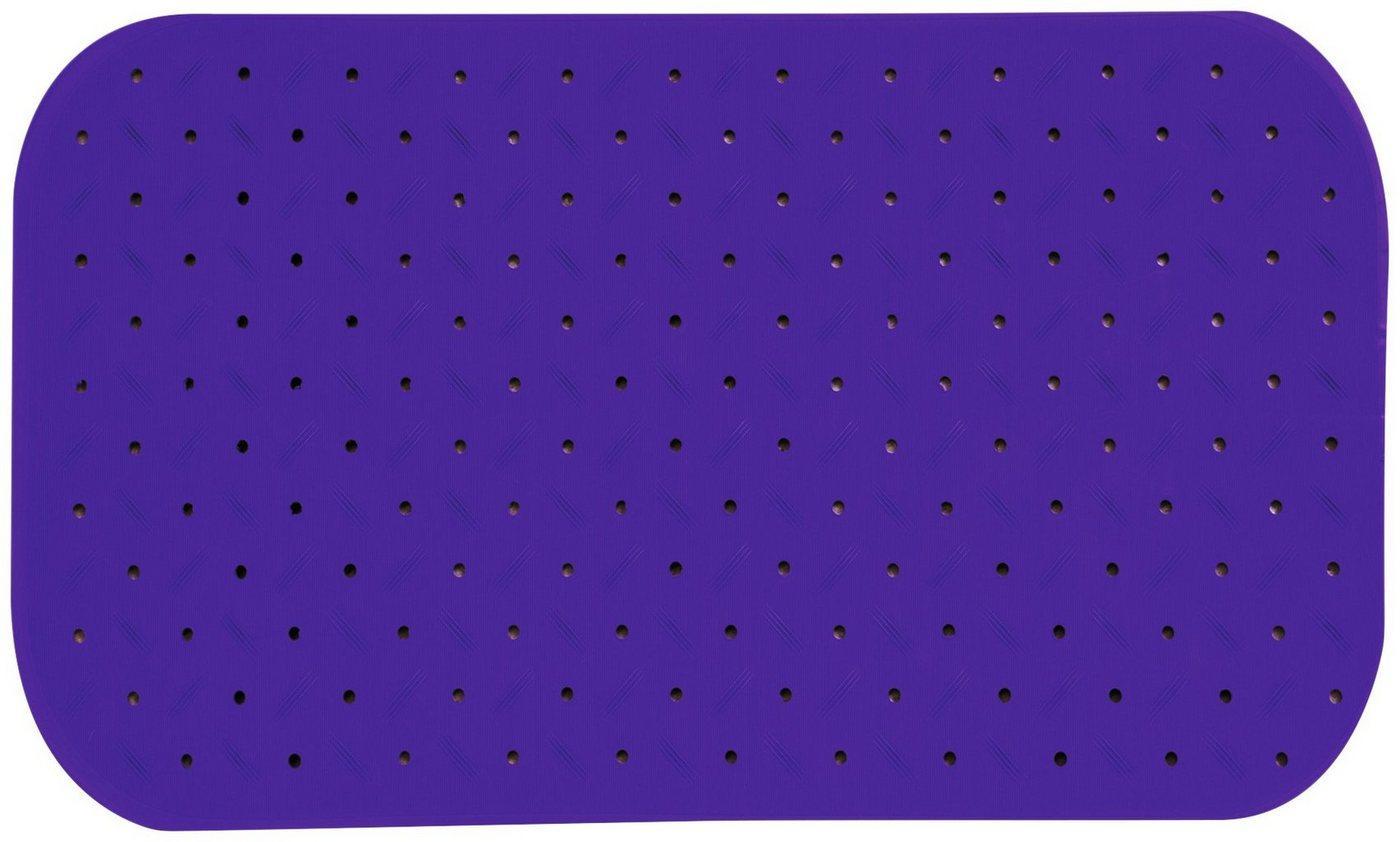 MSV Wanneneinlage »CLASS PREMIUM«, B: 65 cm, L: 36 cm, rutschfest, BxH: 65 x 36 cm, lila