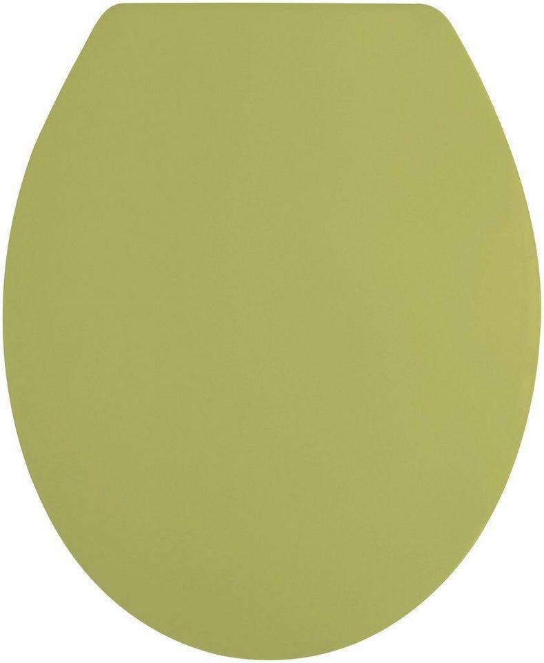 CORNAT WC-Sitz »CETINA«, grün
