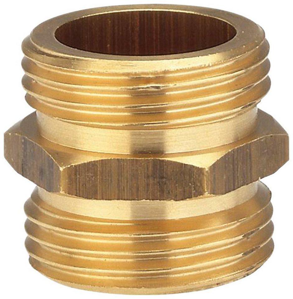 GARDENA Gewindenippel »7261-20«, Messing, 33,3 mm (G 1)-Gewinde
