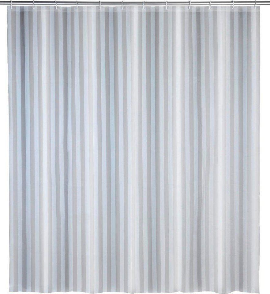 WENKO Duschvorhang »Frozen« Breite 180 cm, Höhe 200 cm