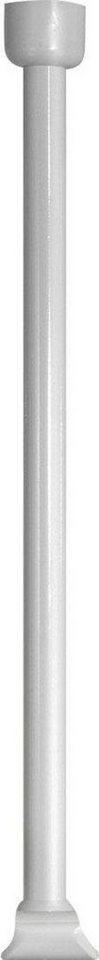 Duschstangen-Deckenhalter, WENKO, Vorhangstangen, für Teleskop-Duschstange