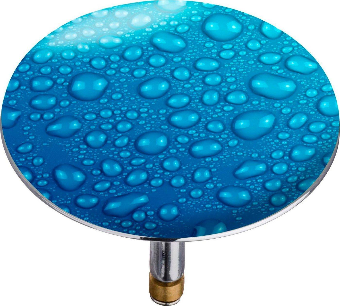 WENKO Badewannenstöpsel »Waterdrops«, PLUGGY XXL