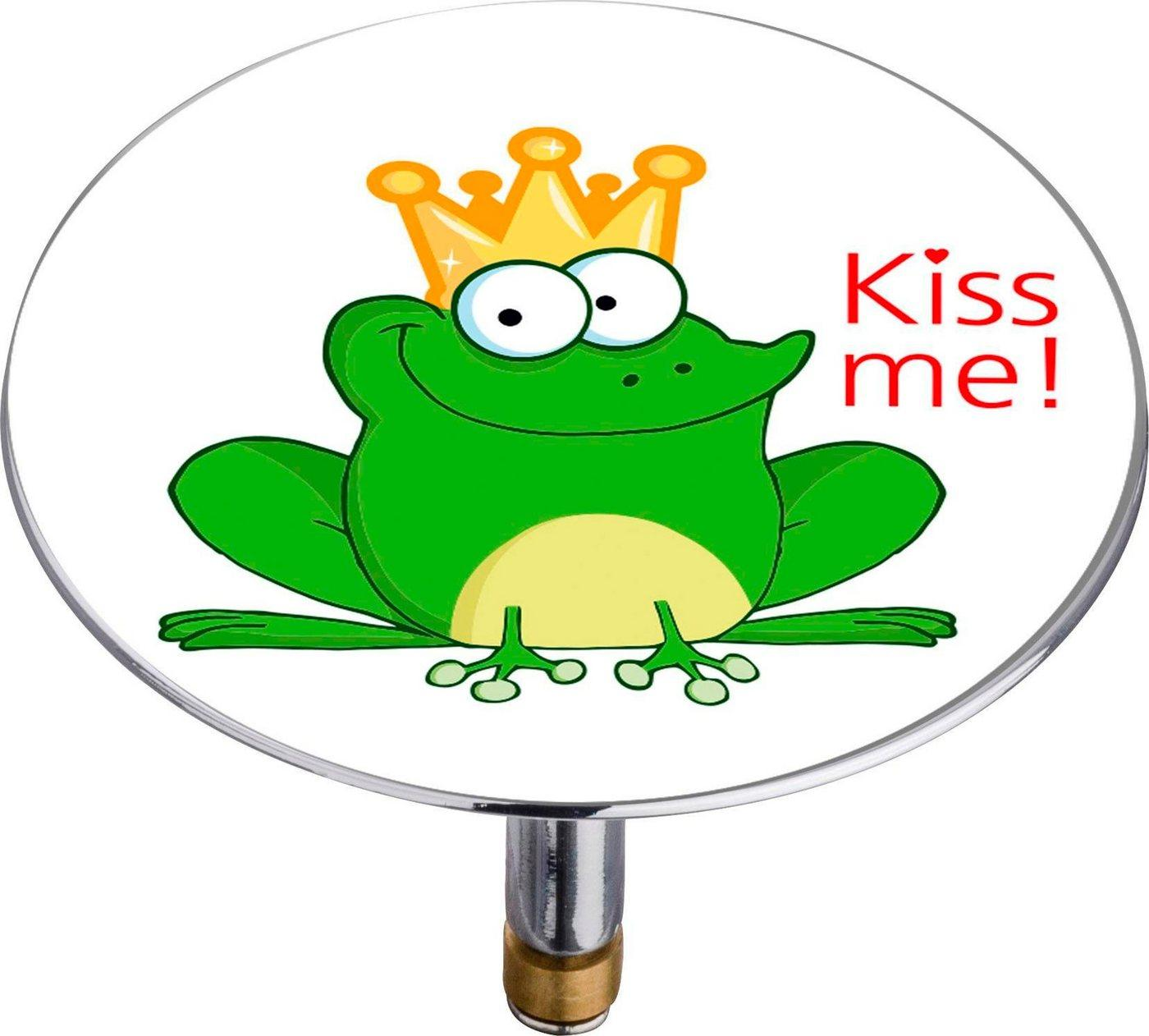 WENKO Badewannenstöpsel »Froggy«, PLUGGY XXL