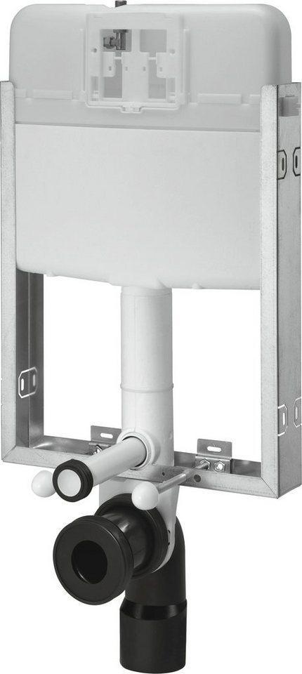 CORNAT Vorwandelement WC »512«, Nassbauelement