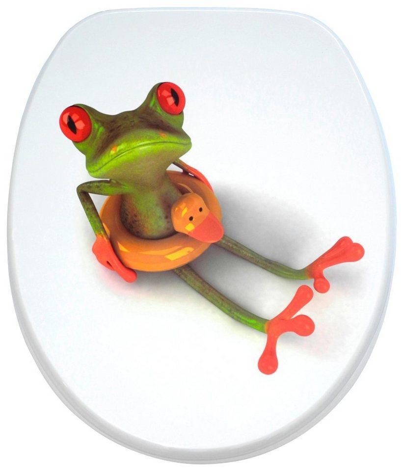 Sanilo WC-Sitz »Froggy«