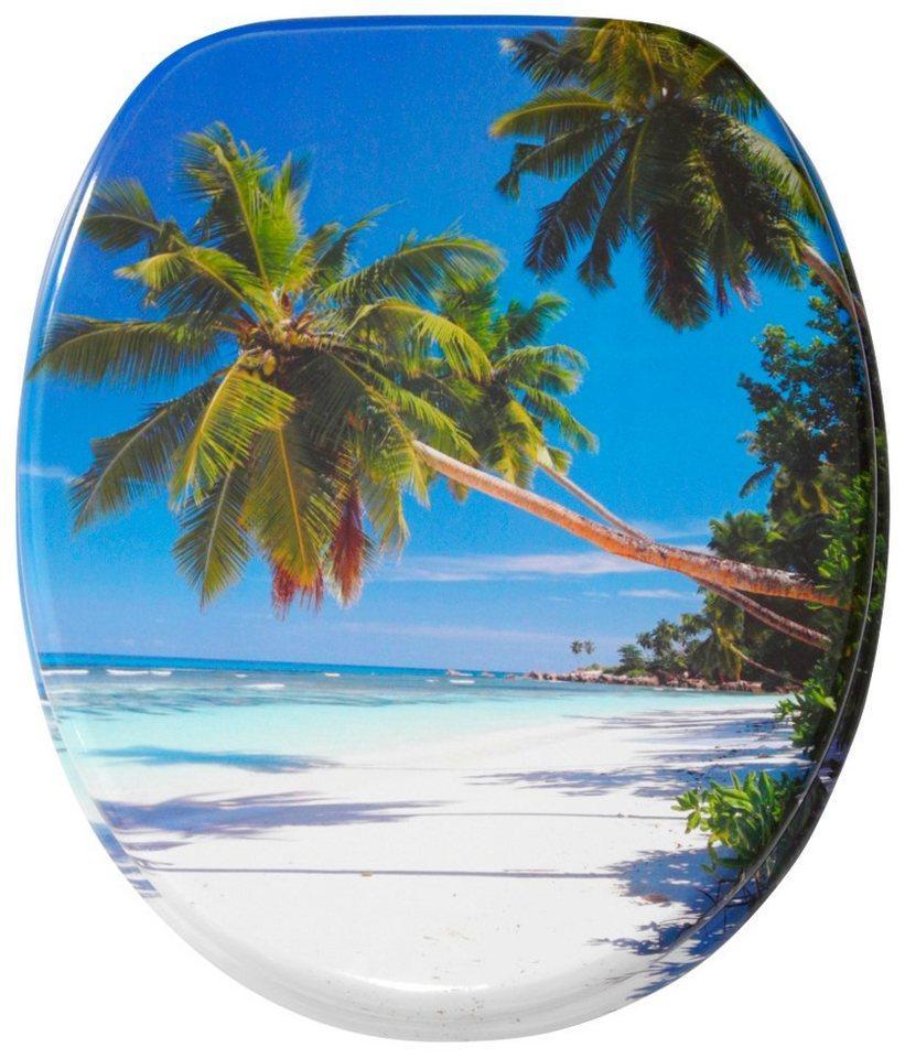 Sanilo WC-Sitz »Karibik«