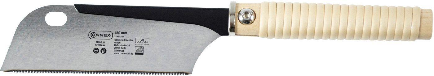 Connex Japansäge »Mini Dozuki« (1-St), 150 mm
