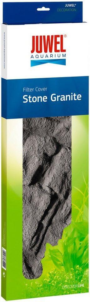 JUWEL AQUARIEN Filterabdeckung »Stone Granite«, (2-tlg)