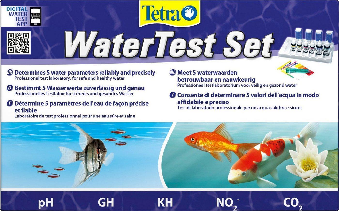 Tetra Aquariumpflege »WaterTest Set«