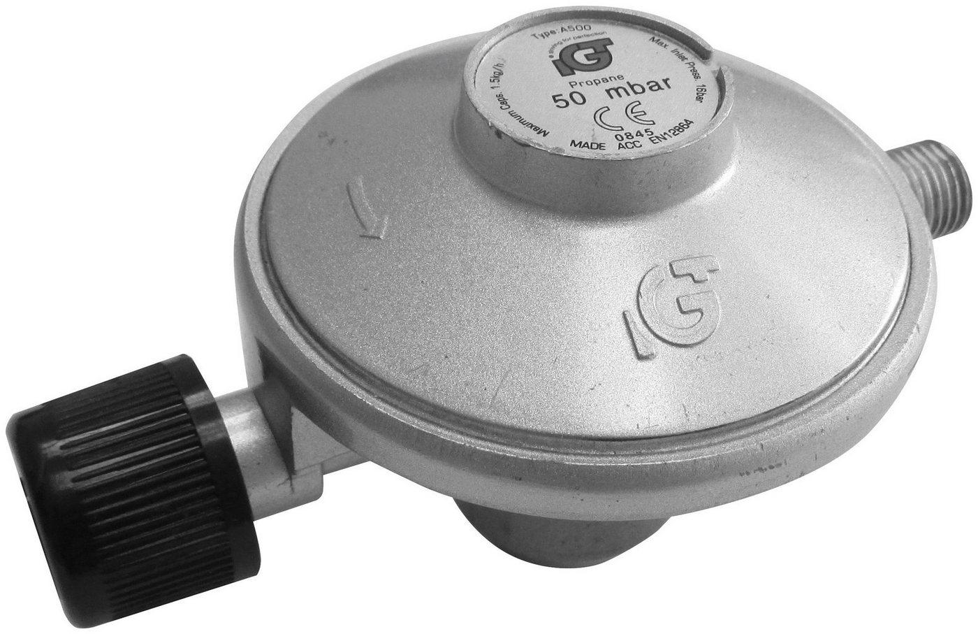 Tepro Druckregler, für mobile Gasgrills