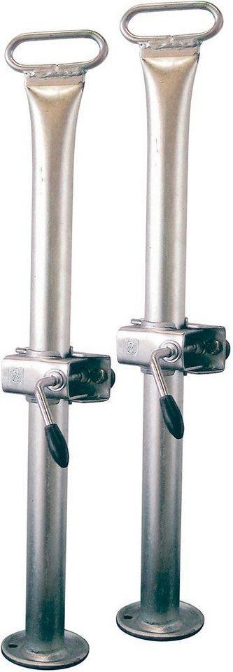STEMA Anhänger-Abstellstütze, bis 150 kg, Ø 4,8 cm