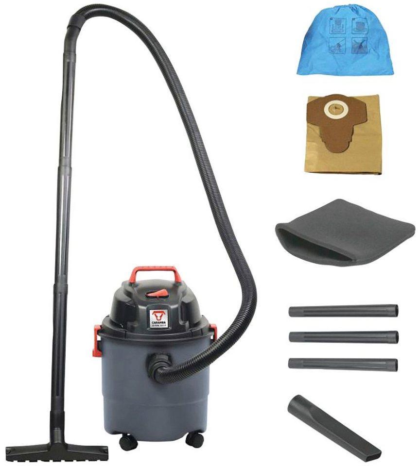 Caramba Nass-Trocken-Sauger CP-WDE 1511 P, 1100 Watt