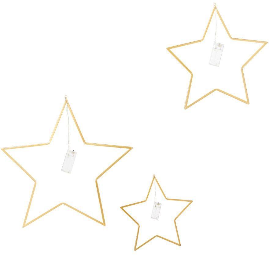 LED Stern »Capella«, 3-teilig