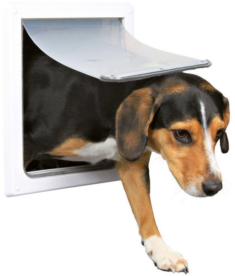 TRIXIE Haustierklappe »S-M«, für Hunde, BxH: 30x36 cm