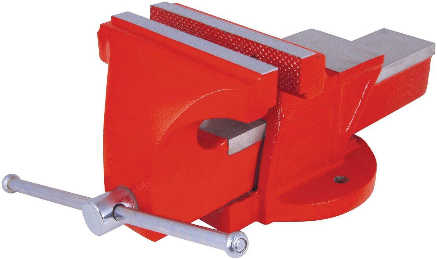 Connex Schraubstock, 1-St., 125 mm, feststehend