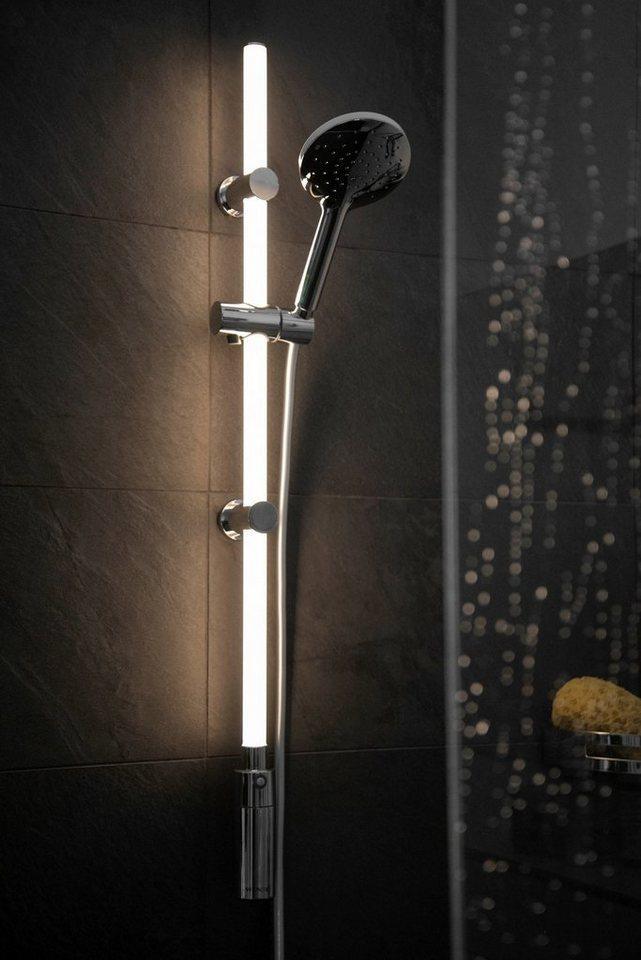 WENKO Duschstange »LED«, mit LED-beleuchteter Brausestange, Höhe 94 cm