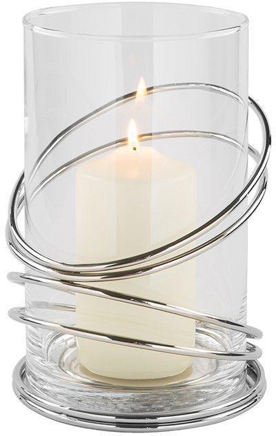 Fink Windlicht »CLAUDE« (1 Stück), mit Glaszylinder