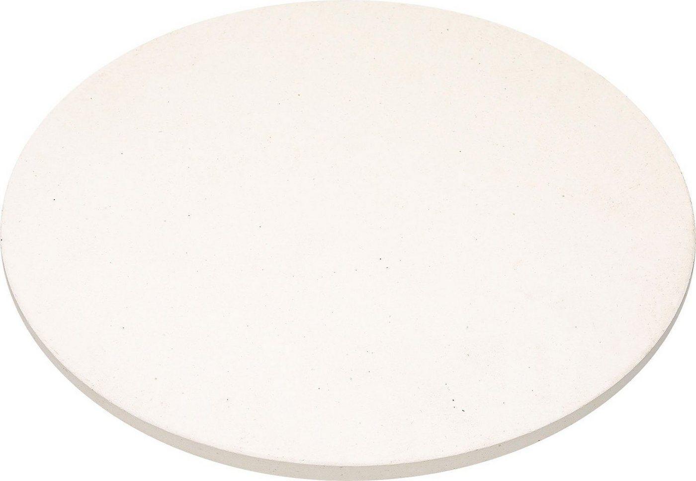 Steba Pizzastein »910-08700«, Cordierit, (1-St), 28 cm, für Minibacköfen