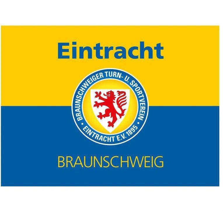 Wall-Art Wandtattoo »Eintracht Braunschweig Banner« (1 Stück)