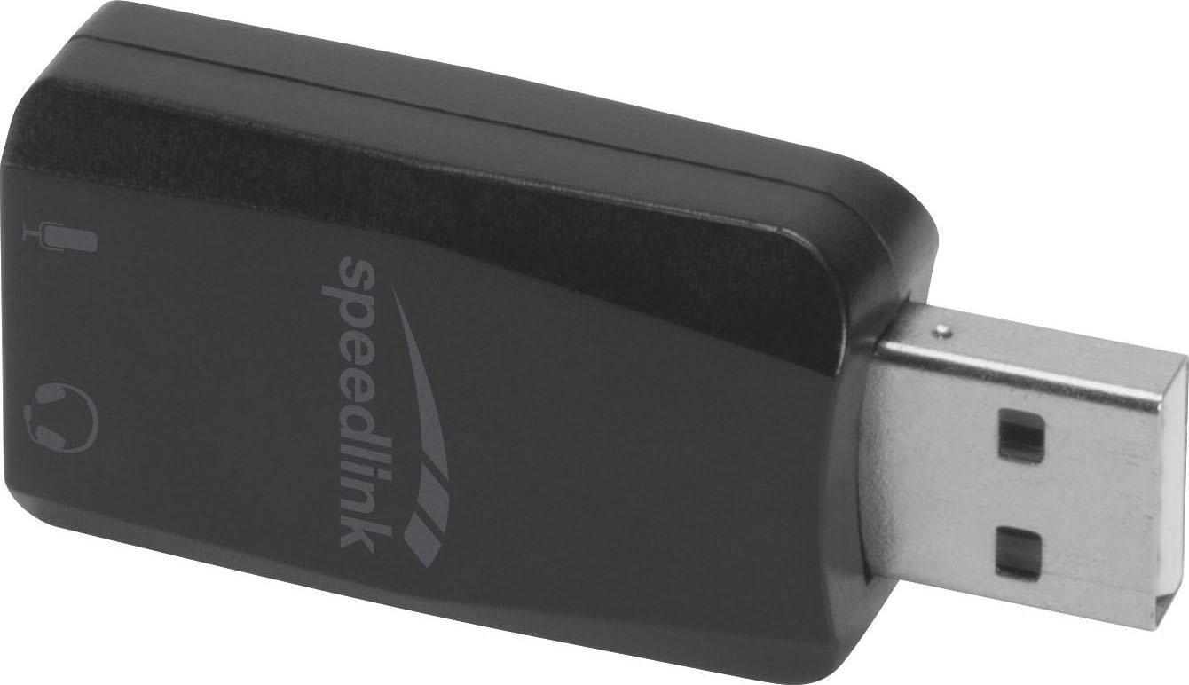 Speedlink VIGO USB Soundkarte USB-Soundkarte