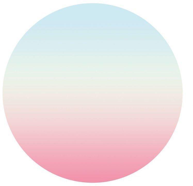 Wall-Art Wandtattoo »Infinity Farbverlauf Ombre« (1 Stück)
