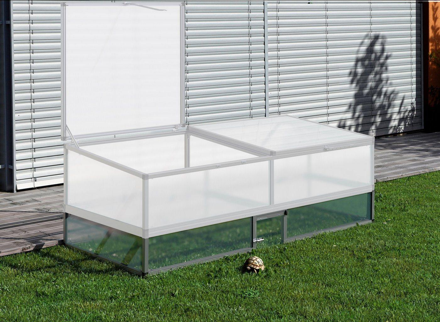 KGT Terrarium »Schildkrötenunterbau«, BxTxH: 205x91x26 cm