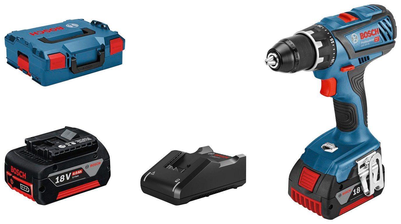 Bosch Professional Akku-Schrauber »GSR 18V-28 Professional«, professioneller Leistungsträger