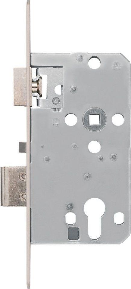 ABUS Einsteckschloss »TKZ40« »PZ«, DIN links/rechts, Dornmaß 55 mm, mit automatischer Verriegelung