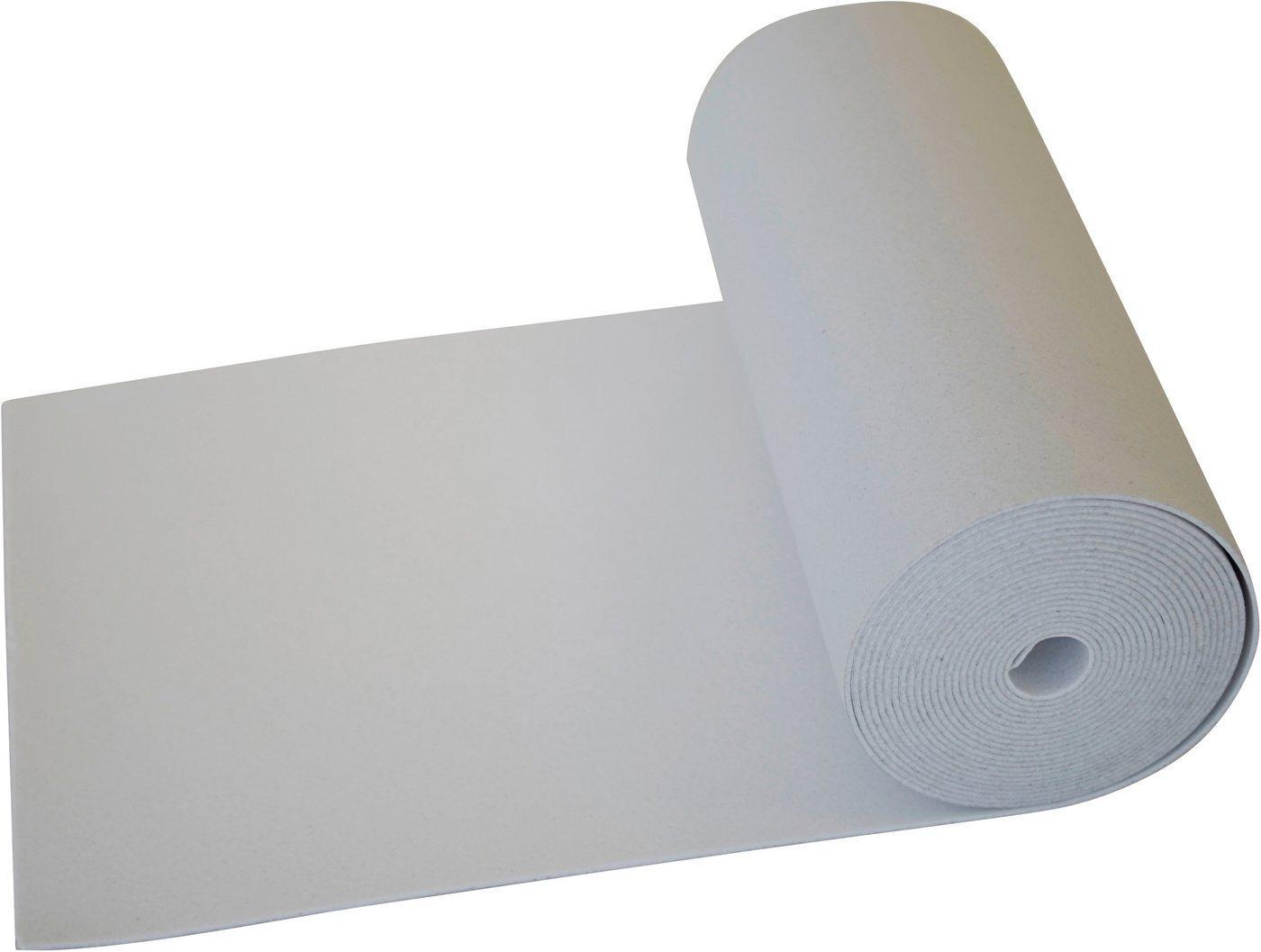 noma Papiertapete »Therm Ready 4mm«, leicht gekörnt, (Set, 5 St), mit Raufaser kaschiert