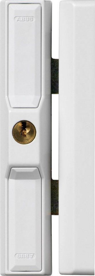 ABUS Fensterzusatzschloss »DF88 W vs. EK«, für Dachflächenfenster und Schiebeelemente, Bedienung mit Schlüssel