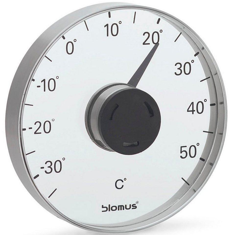 BLOMUS Fensterthermometer »Fensterthermometer -GRADO- mit Celsius Skala«