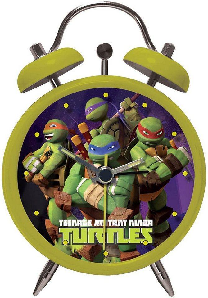Joy Toy Kinderwecker »Turtles Kinderwecker, 01443«