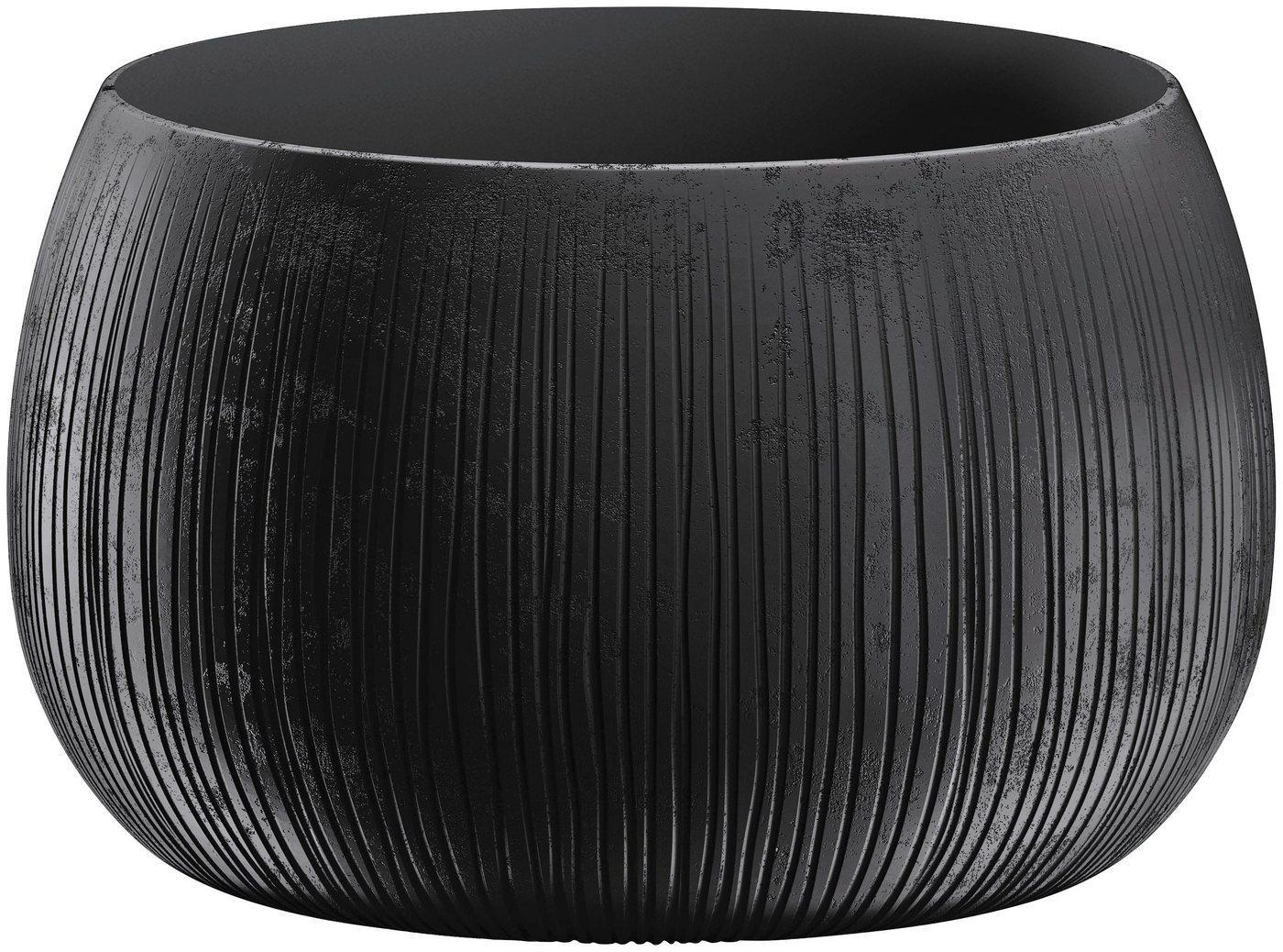 Prosperplast Blumentopf »Beton Bowl« (1 Stück), Ø48cm x 30cm