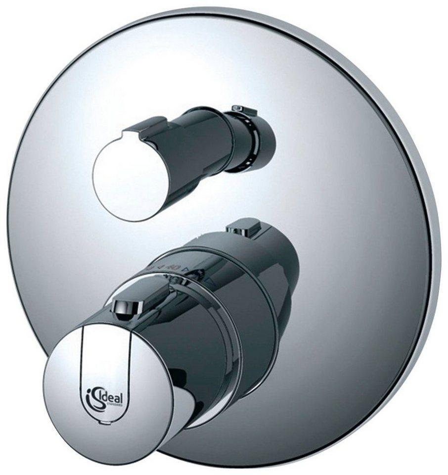 Ideal Standard Brausethermostat »Ceratherm 100« Unterputz Badethermostat