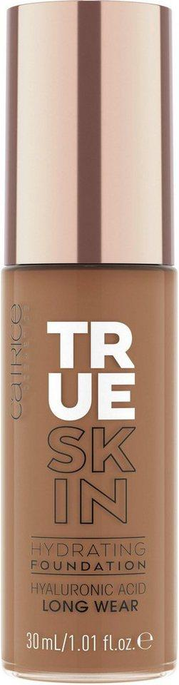 Catrice Foundation »True Skin Hydrating Foundation«, braun
