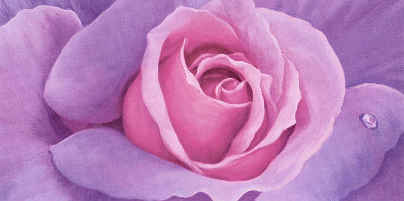 my home Kunstdruck »CORTESE / La Vie en Rose«, (1 Stück)