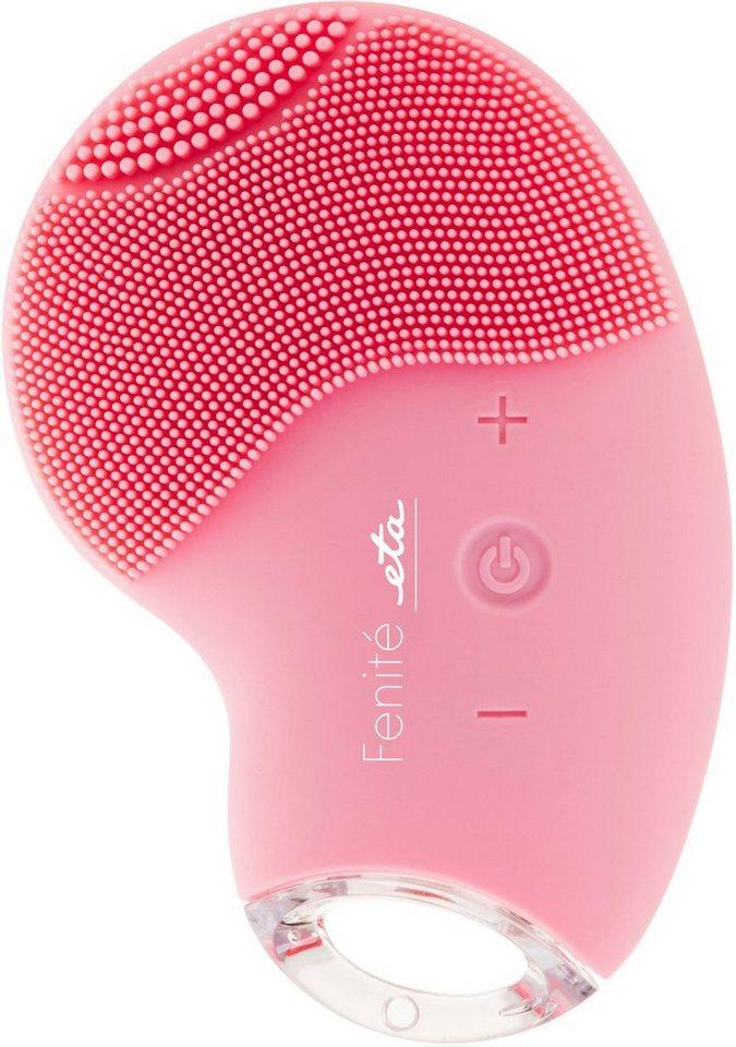eta Elektrische Gesichtsreinigungsbürste »FENITÉ ETA235290010«, Ultraschall Gesichtsbürste, rosa
