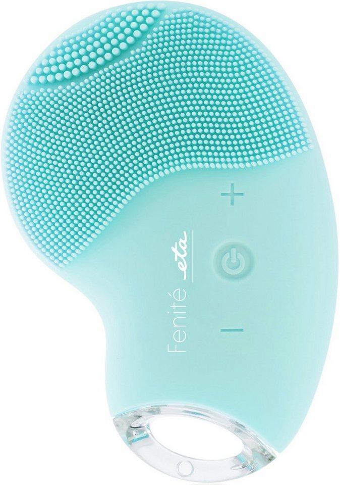 eta Elektrische Gesichtsreinigungsbürste »FENITÉ ETA235290010«, Ultraschall Gesichtsbürste, grün