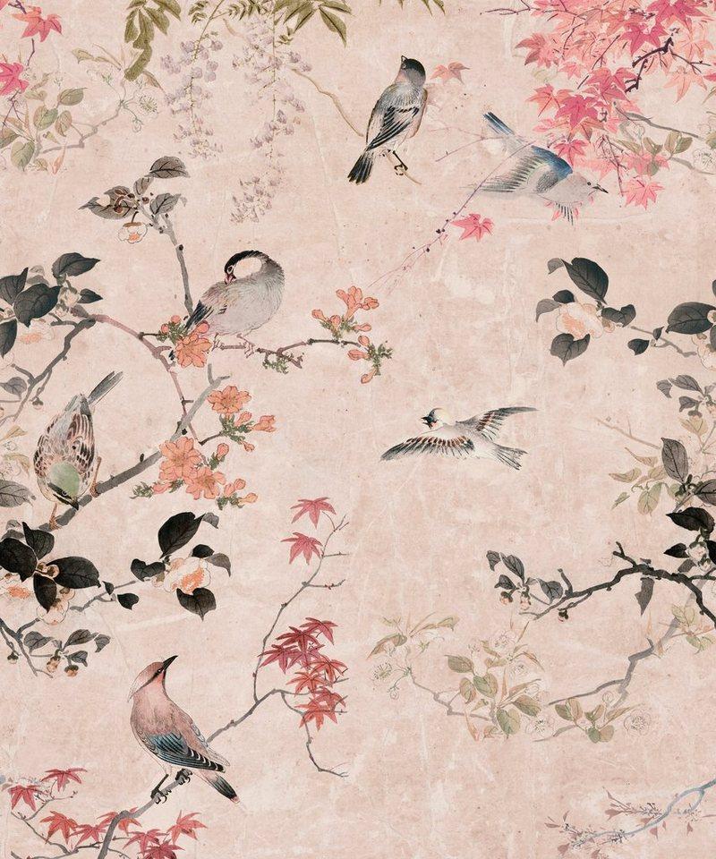 WOHNIDEE-Kollektion Fototapete »Japanischer Garten«