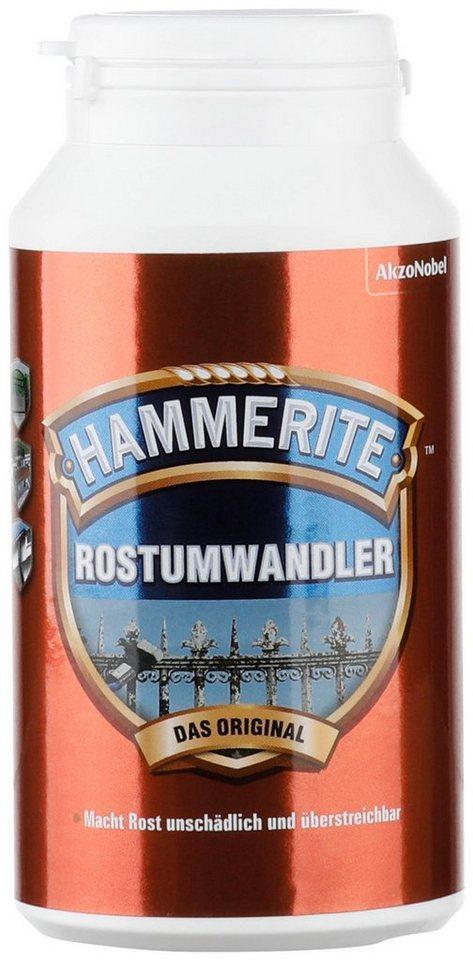 Hammerite Rostblocker »Metallschutz«, 0,25 Liter, weiß