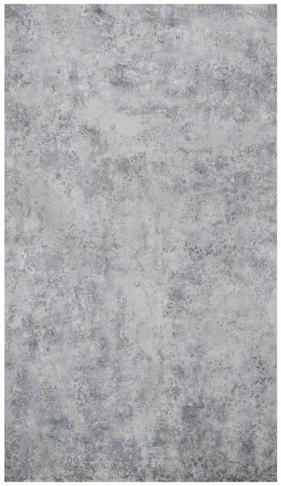 Bodenmeister Fototapete »Sicht-Beton grau«