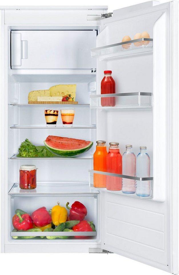 Amica Einbaukühlschrank EKSX 362 230, 122,1 cm hoch, 54 cm breit