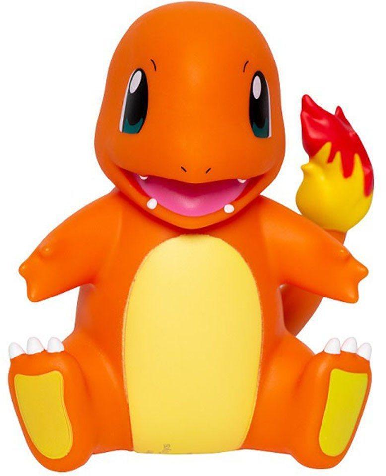 Sammelfigur »Pokémon Glumanda 10 cm«, aus Vinyl