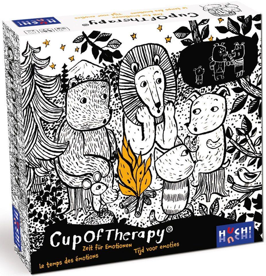 Huch! Spiel, Erwachsenenspiel »Cup of Therapy - Zeit für Emotionen«
