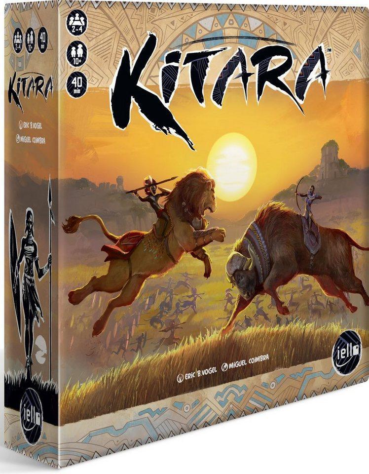 iello Spiel, Strategiespiel »Kitara«