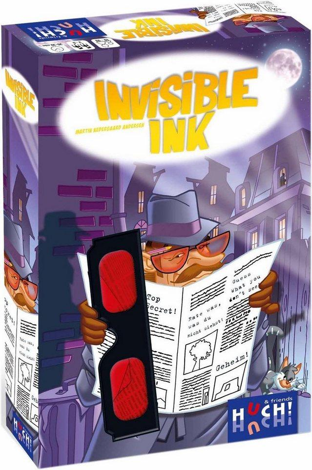 Huch! Spiel, »Invisible Ink«