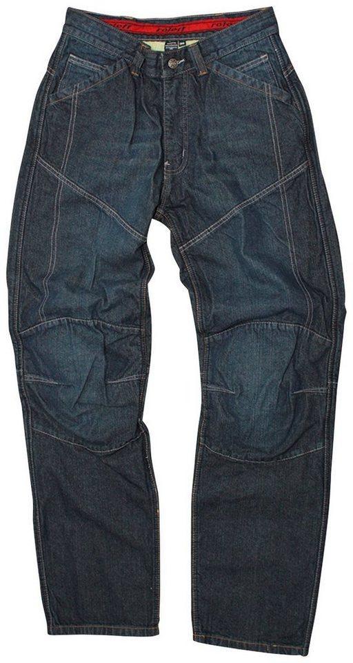 roleff Motorradhose Jeans