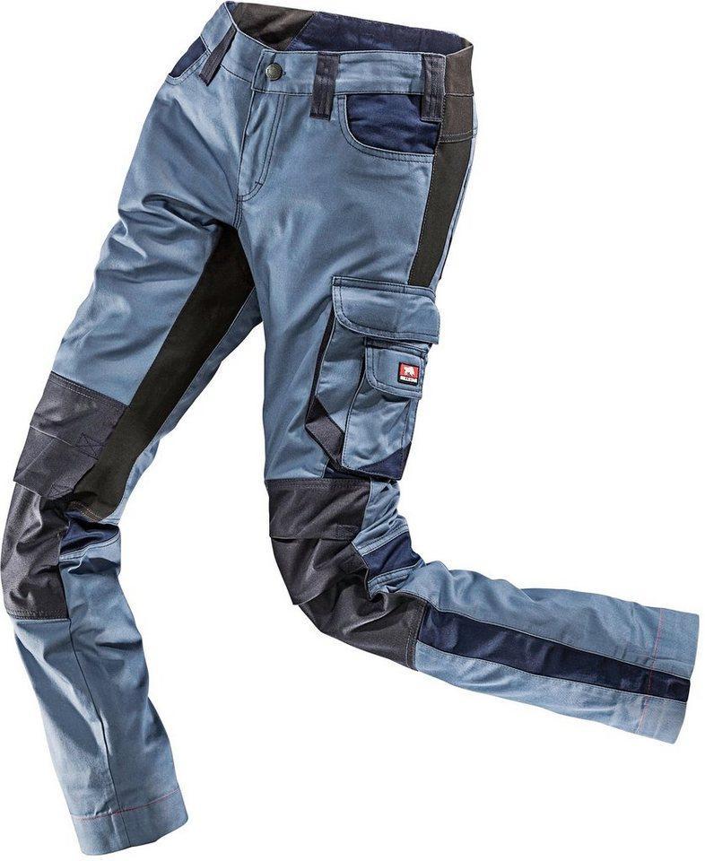 Bullstar Arbeitshose »Worxtar«, blau