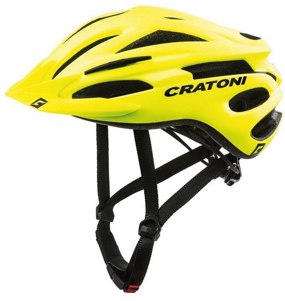 Cratoni Mountainbikehelm »MTB-Fahrradhelm Pacer«, gelb